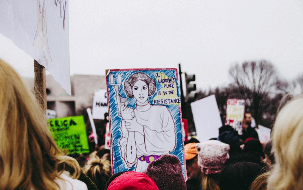 Women's March UK