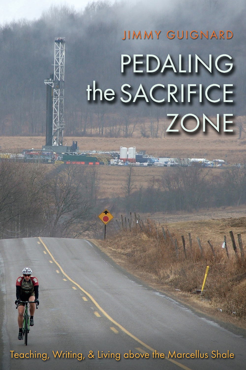 Cover of Pedaling the Sacrifice Zone
